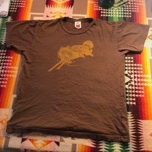 BDG Shirt with Bucking Bronco